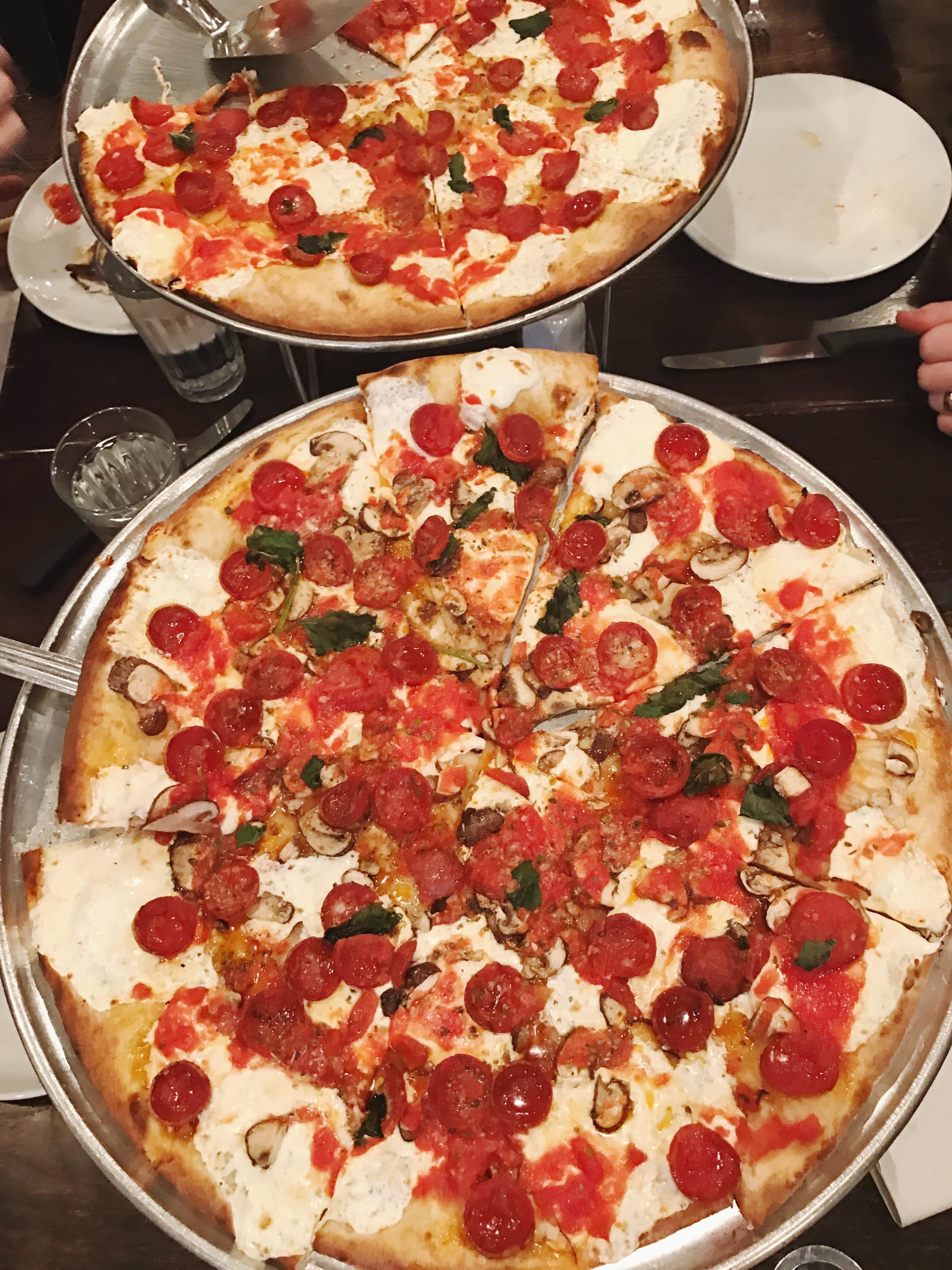 New York // The FOOD (Willivia)