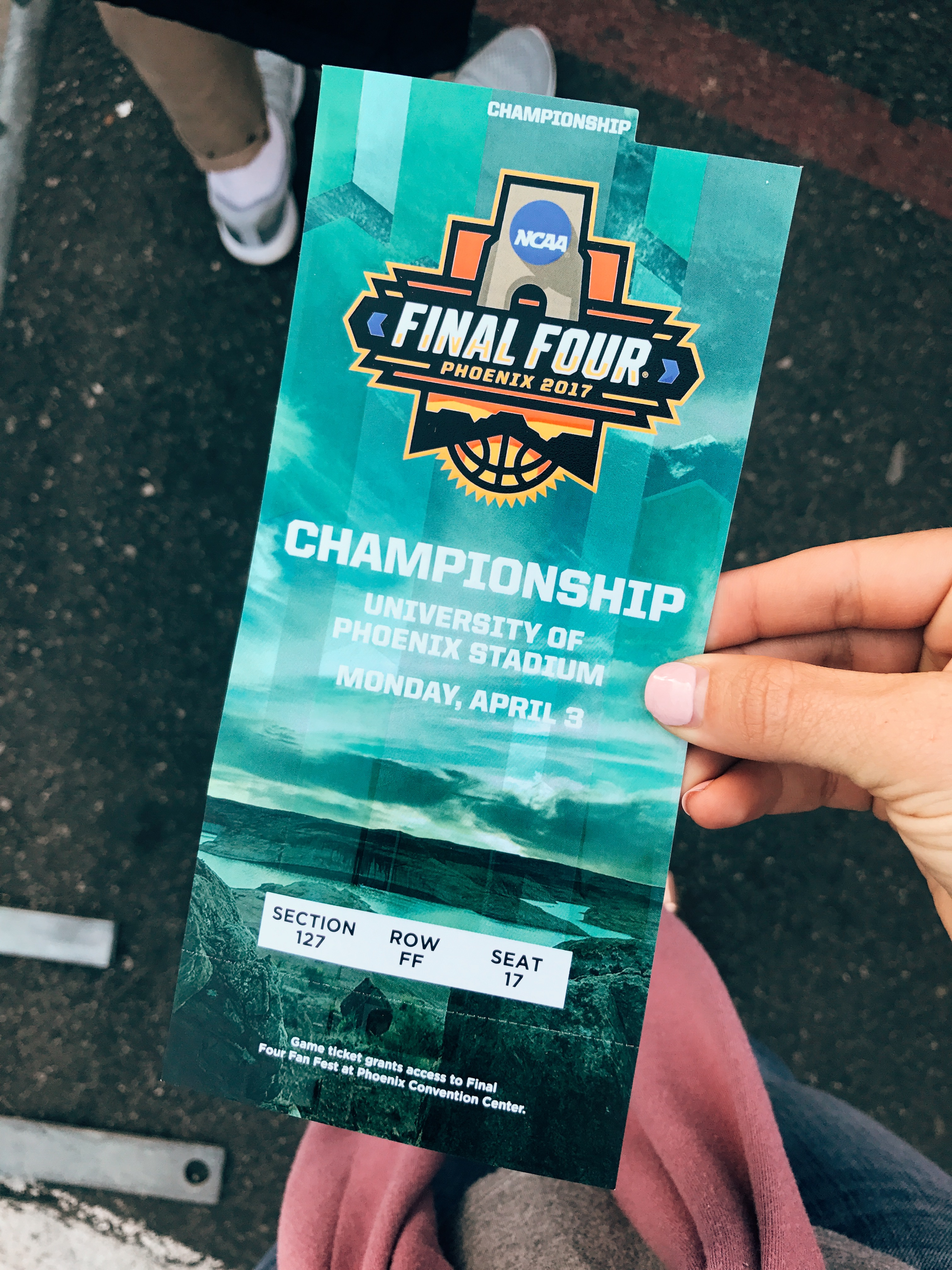 Final Four // Arizona