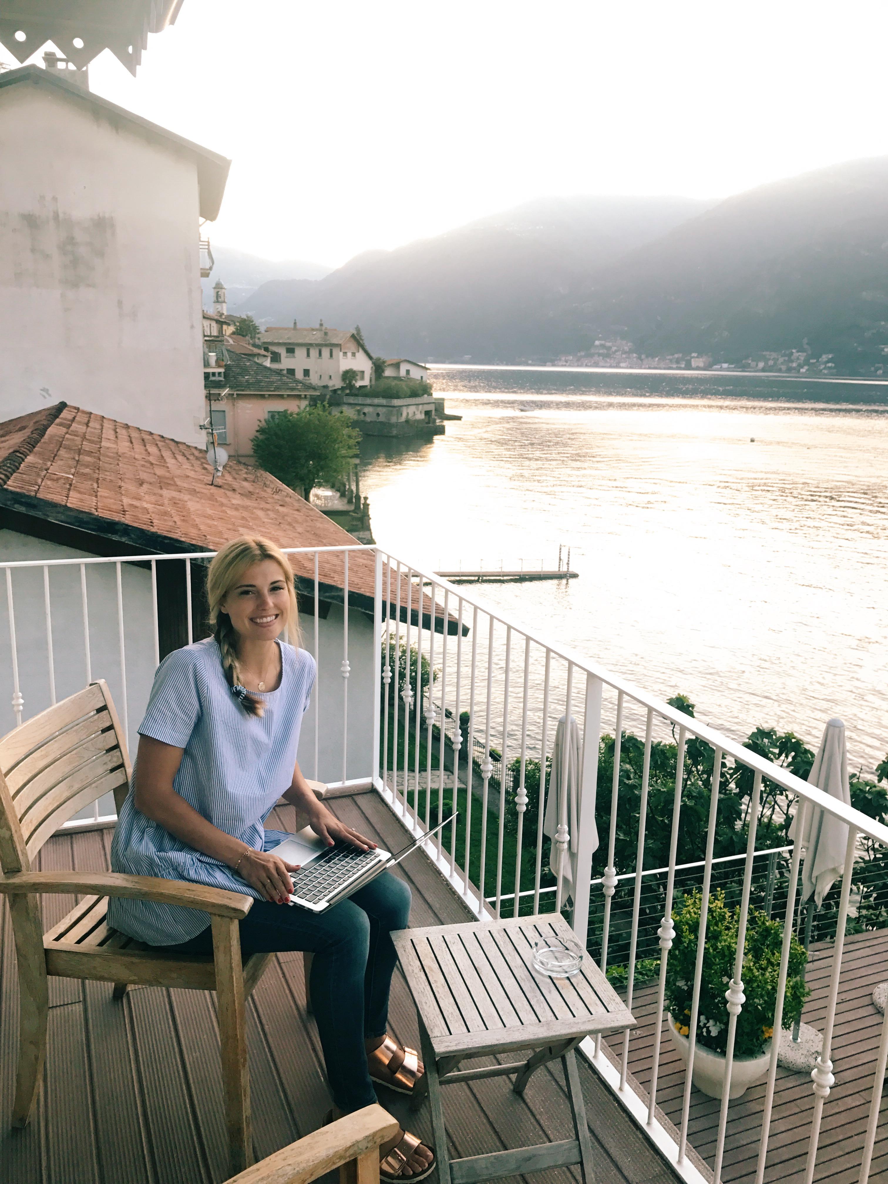 Lake Como Italy // Willivia