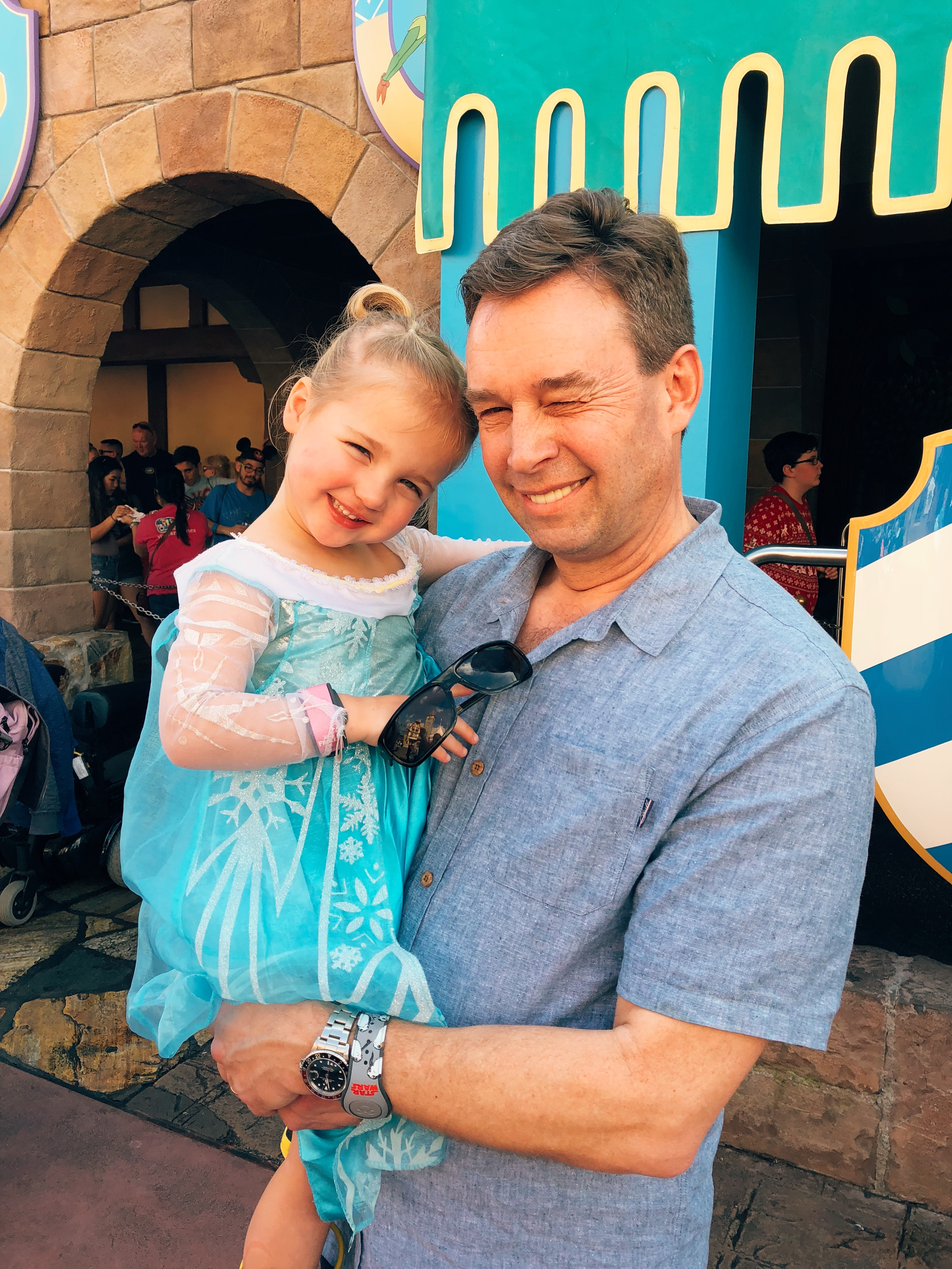 A Disney Christmas // Willivia